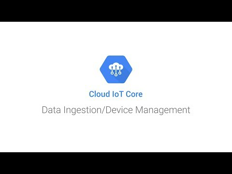 Getting Started with Google Cloud IoT Core