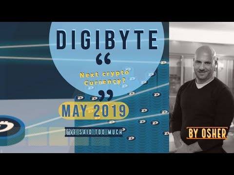 Digibyte; The NEW Bitcoin?