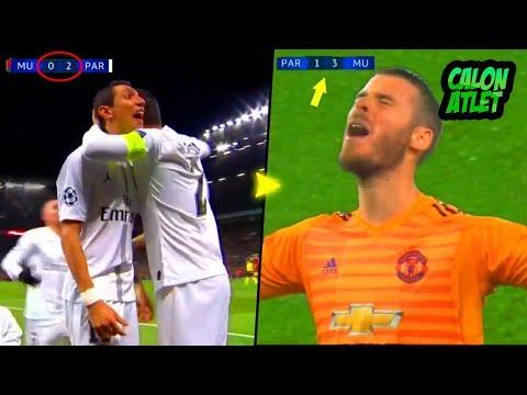 KAGAK ADA YANG NYANGKA TERJADI..!! Inilah Comebacks Paling Dramatis Dalam Sejarah Sepakbola!