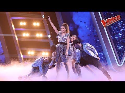 Diana Kalashová – Sia : Alive   The Voice Česko Slovensko 2019
