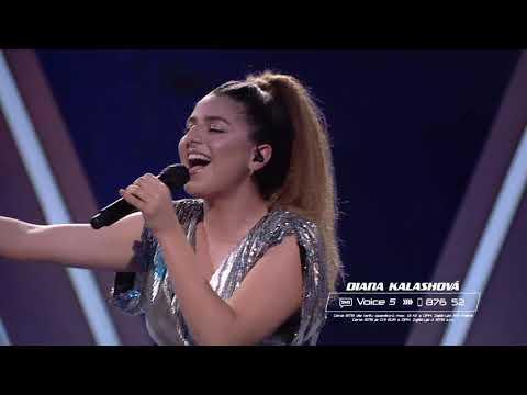 Diana Kalashová – Alive (Sia) – Finále 1 – The VOICE Česko Slovensko 2019