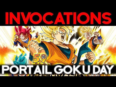 INVOCATIONS PORTAIL GOKU DAY – Un Neo LR hors détecteur !