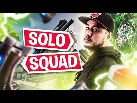 JE LAVE LE SPAWN NEO TILTED EN SOLO  VS SQUAD !!!