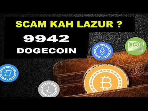 UPDATE LAZUR SCAM OR PAYING ? WITHDRAW 9422.01234 DOGECOIN