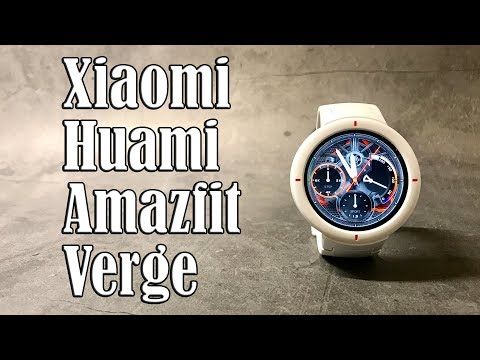 10 фактов о Xiaomi Huami Amazfit Verge II ОБЗОР. Купить или?