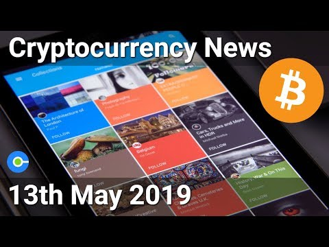 Cryptocurrency News: eBay Rumours, Consensus 2019, Binance Back Tomorrow, TRON Co Founder