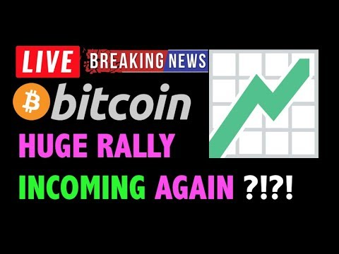 Bitcoin READY FOR ANOTHER HUGE RALLY?! -Crypto Trading Analysis & BTC Cryptocurrency Price News 2019