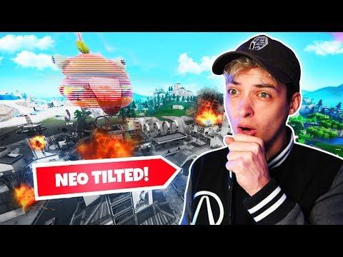 Neo Tilted is weg… (Fortnite)