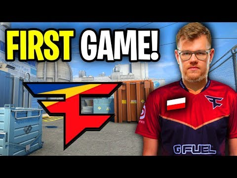Neo JOINED FaZe Clan – First Game vs Virtus.Pro – ECS – BEST MOMENTS Map 1 | CSGO