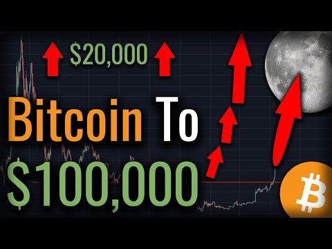 Bitcoin Will Go To $100,000 – Here's How It Will Happen