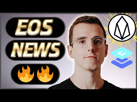 EOS News Weekly #20 – Too Much News! – The Big Burn – New Projects On EOS – Dapp Spotlight & More