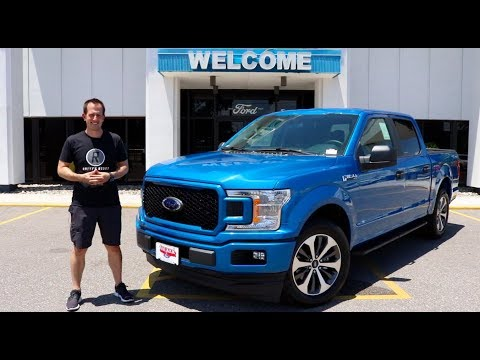 Is the 2019 Ford F-150 STX the BEST VALUE full size truck?