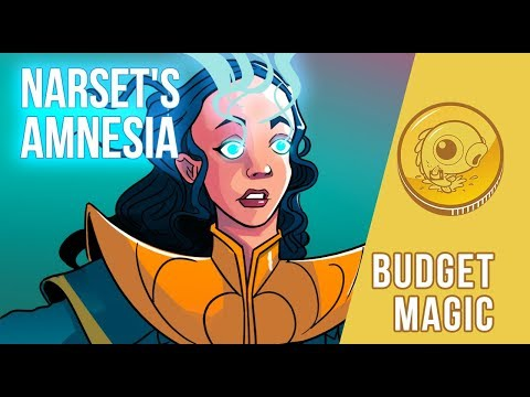 Budget Magic: $86 (11 tix) Narset's Amnesia (Standard, Magic Arena)