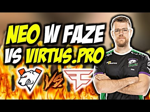 NEO W FAZE VS VIRTUS.PRO!!! SNATCHIE AWP ACE, OKOLICIOUZ 1vs3 – CSGO BEST MOMENTS