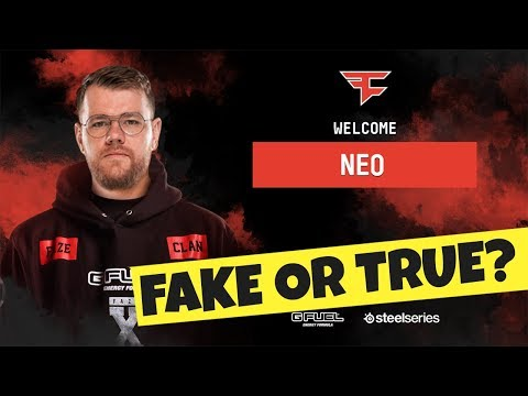 CS:GO – NEO TO FAZE (BEST OF NEO 2018)