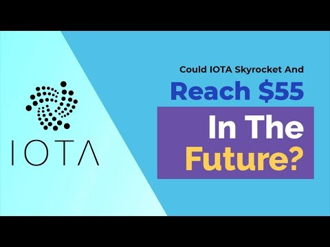 Could IOTA Skyrocket And Reach $55 In The Future?