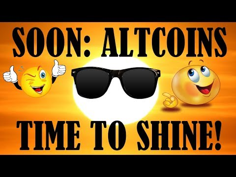 Soon: Altcoin's Time to SHINE! – WTF: Tron's Bombshell News? – MATIC Moons! – BAKKT Launch Date!