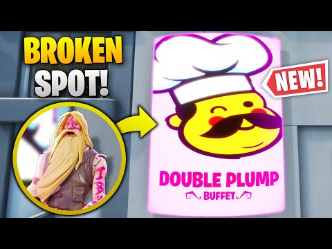 *OP* NEO TILTED SECRET SPOT!! | Fortnite Funny Fails and WTF Best Moments