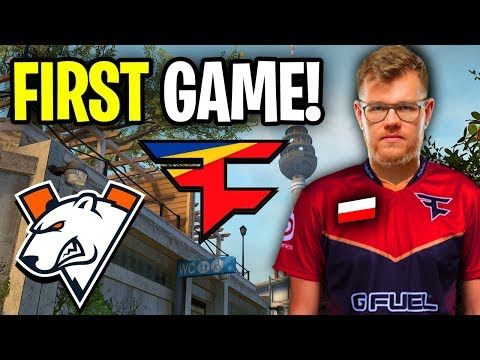 Neo JOINED FaZe Clan – First Game vs Virtus.Pro – ECS – BEST MOMENTS Map 2 | CSGO