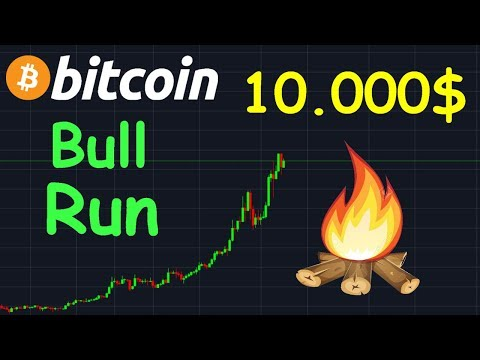 BITCOIN 10.000$ BULL RUN !? btc analyse technique crypto monnaie