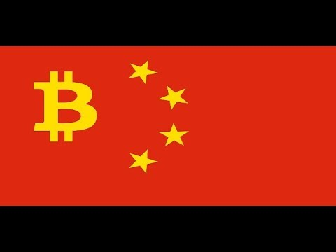 Problems In China's Economy & Escalating Trade War Causing Large Bitcoin Rally the Last Few Months?