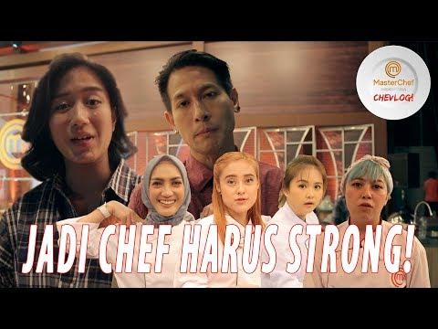 Tidak Ada Hari Libur Untuk Chef! | Chevlog MasterChef Indonesia