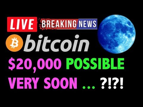 Bitcoin IS $20K POSSIBLE VERY SOON?! 🚨-Crypto Trading Analysis & BTC Cryptocurrency Price News 2019