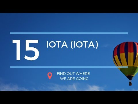 $0.35 IOTA Price Prediction (14 May 2019)