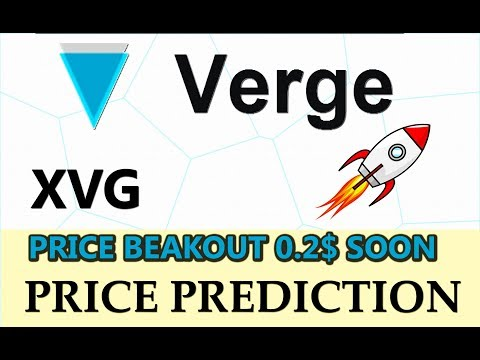 VERGE COIN PRICE PREDICTION  |  VERGE XVG  NEWS TODAY | VERGE XVG LEDGER NANO S 7 MAY 2019