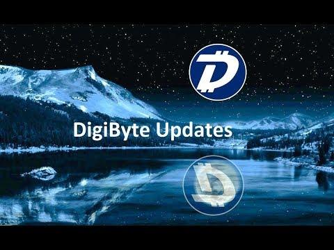 #DigiByte – New Partner for V-ID – UTRUST on EBAY? – VESTi updates coming soon!