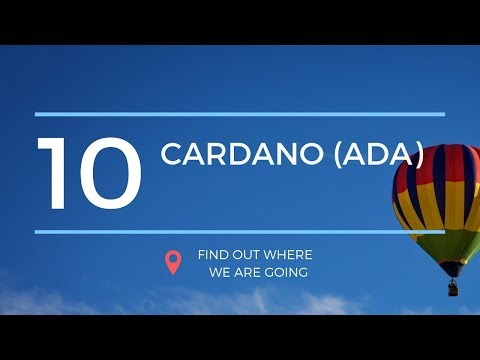 $0.07 Cardano ADA Price Prediction (13 May 2019)