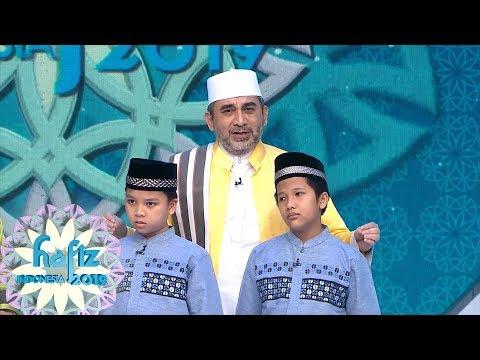 HAFIZ INDONESIA | Ada Al-Quran Yang Hidup Dalam Diri Ahmad & Kamil | [13 Mei 2019]