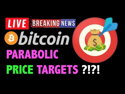 Bitcoin PARABOLIC PRICE TARGETS?! 🎯💰🚨-LIVE Crypto Trading Analysis & BTC Cryptocurrency News 2019