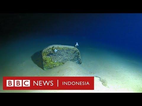 Ada sampah plastik di kedalaman 11 km di bawah laut – BBC News|Indonesia