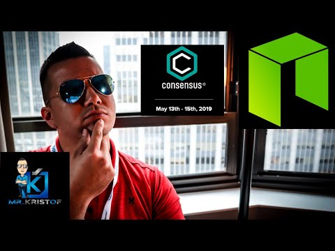 CONSENSUS 2019 BIG UPDATE FROM NEO! NEO MOVING TO THE NEW SILICON VALLEY!