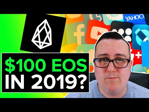 DON'T ignore EOS!!! This crypto is set to MOON in 2019!! + CARDANO GIVEAWAY