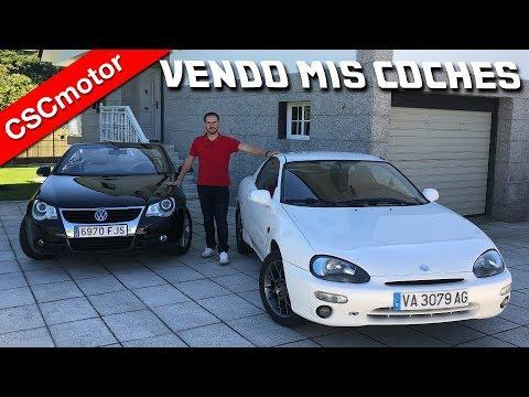 Vendo el Mazda MX-3 y el Volkswagen EOS