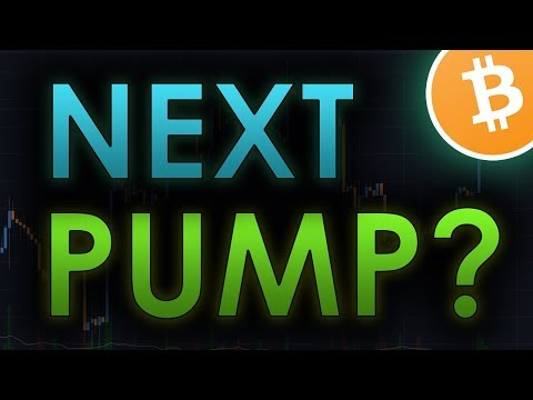 WHY ANOTHER PUMP May Be Coming For Bitcoin…