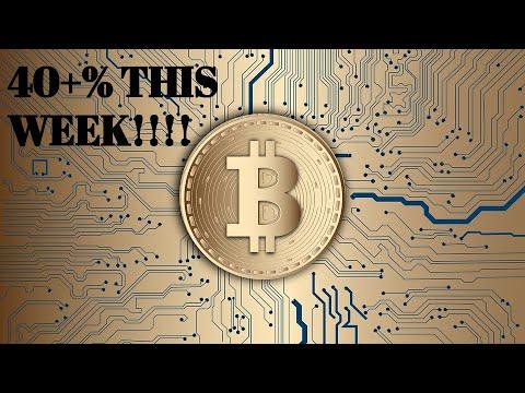 CRYPTO SOARS!! Bitcoin, Litecoin, Dogecoin