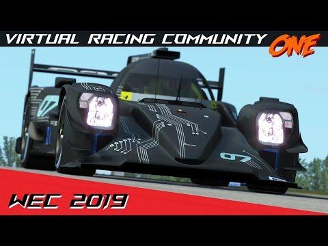 rFactor 2 | VRC WEC 2019 | 2 HOURSE of MONZA | Начало Чемпионата,Машина,Квалификация