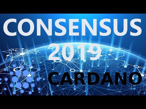 Cardano news : Charles Hoskinson CEO of IOHK Talks About Cardano Project From New York