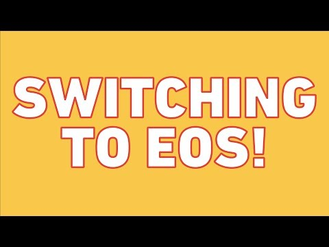 Switcheo Switches to EOS!