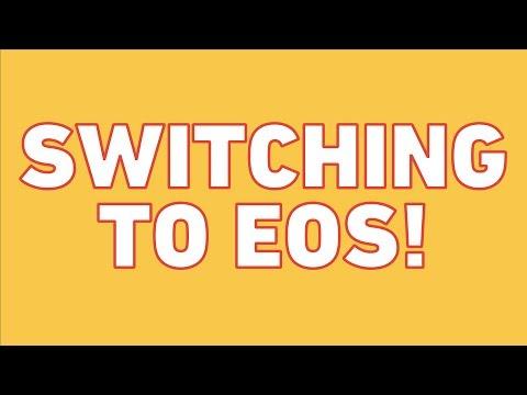Switcheo Switches to EOS!