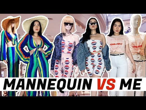 I BOUGHT 7 MANNEQUIN OUTFITS! Sulit Ba?!? | Toni Sia
