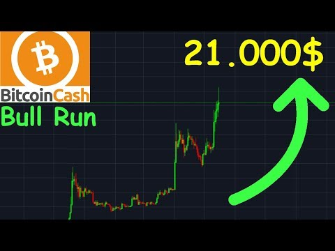 BITCOIN CASH 21.000$  BULL RUN COMMENCE !? bch analyse technique crypto monnaie btc