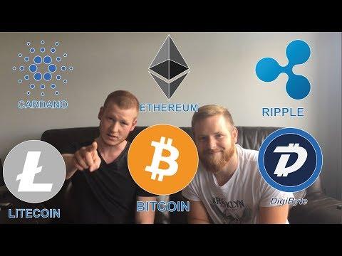 Our Crypto Portfolio For This Bull Run! Bitcoin Insane Adoption Happening! #Podcast 55