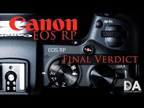 Canon EOS RP: Final Verdict | 4K