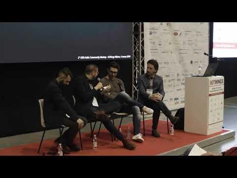 Q&A with Dominik Schiener – 2nd IOTA Italia Community Meetup