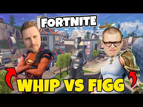 NEO TILTED TOWERS | WHIPPIT vs FIGGEHN I FORTNITE | Playground