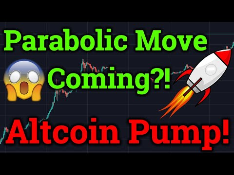 [Proof] Bitcoin Preparing For A Parabolic Run?! Altcoins Pumping! BTC/Cryptocurrency News + Trading